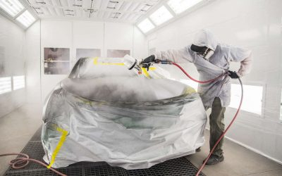 Why We Use Sikkens Paint For Your Auto Repairs