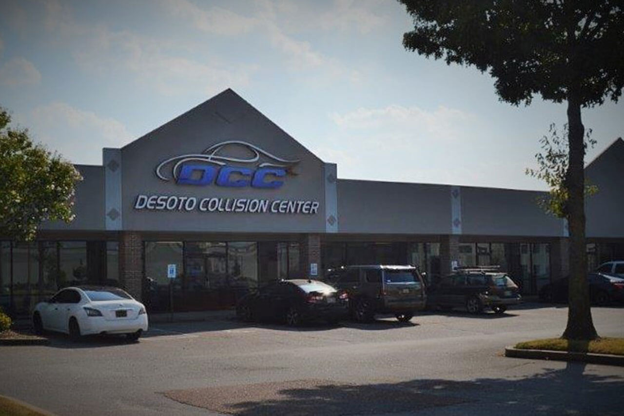 Wolfchase Desoto Collision Center