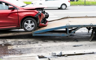 Auto Accident? Now What?